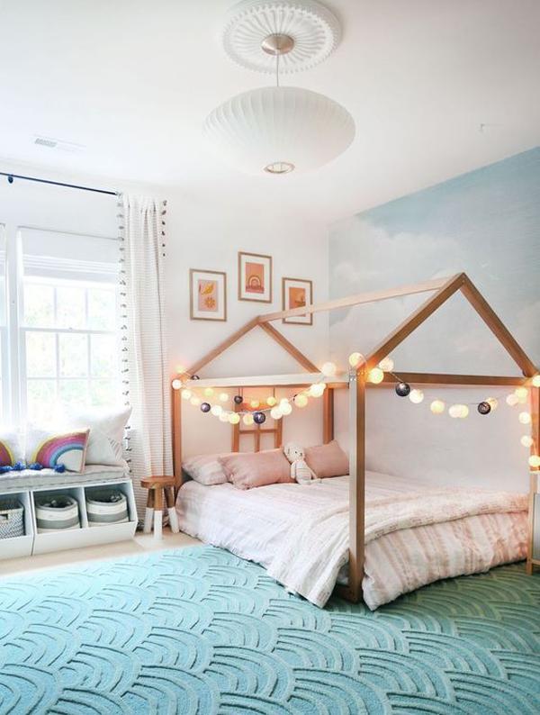 desain-kamar-tidur-anak-dengan-tempat-tidur-kanopi