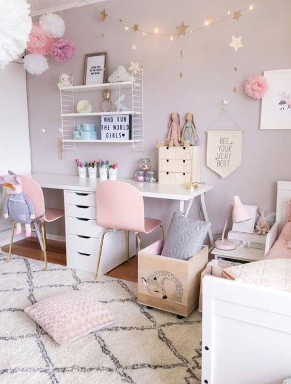 ide-ruang-belajar-anak-pink-bergaya-skandinavia