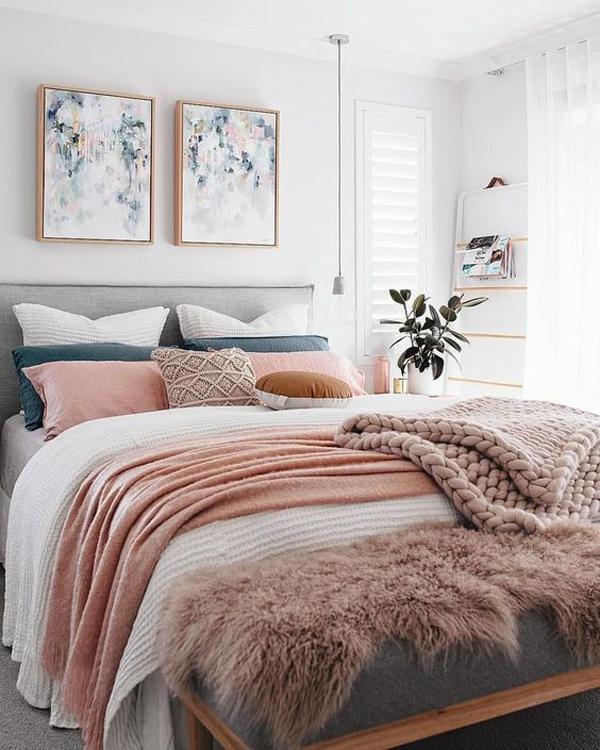 kamar tidur cantik