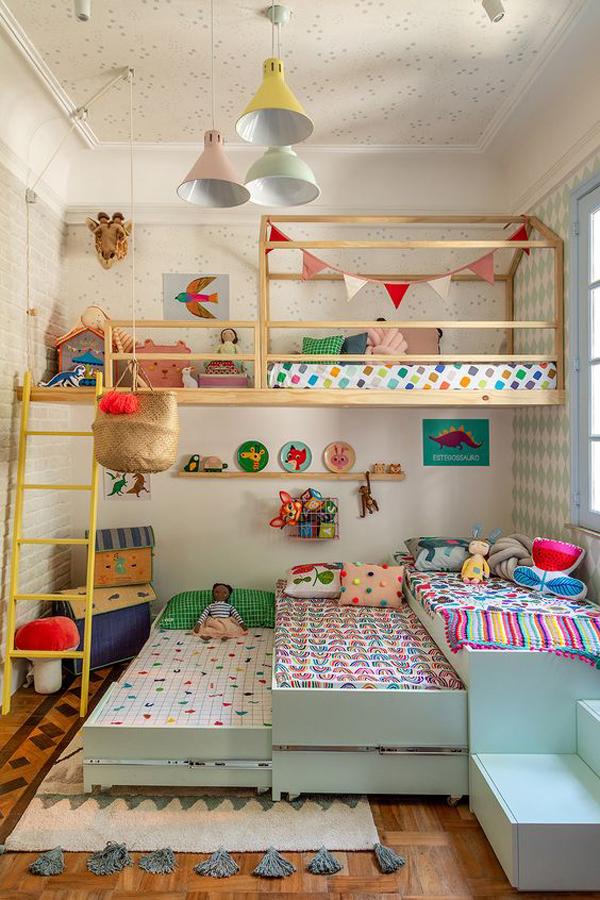 desain-kamar-tidur-bersama-untuk-empat-anak