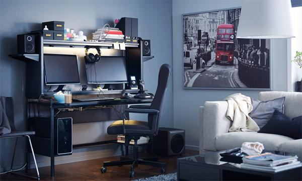 dekorasi-meja-gaming-di-ruang-tamu