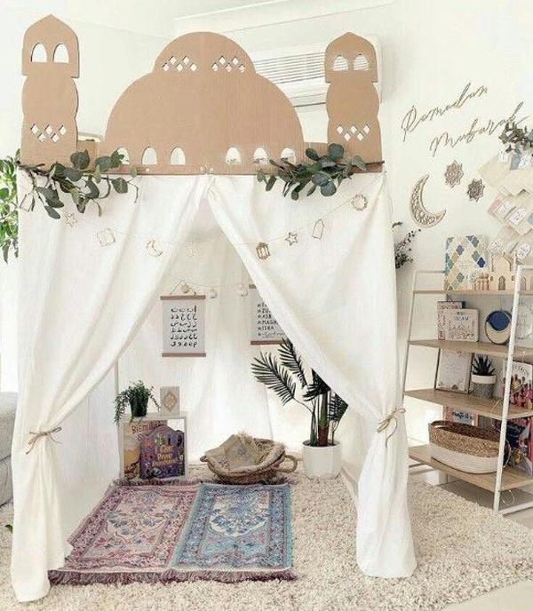 dekorasi-ruang-sholat-ramadhan