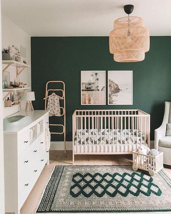 desain-kamar-bayi-bernuansa-hijau-yang-segar