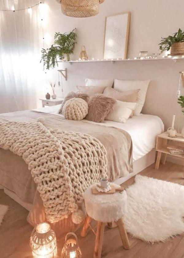 desain-kamar-tidur-nyaman-dengan-lampu