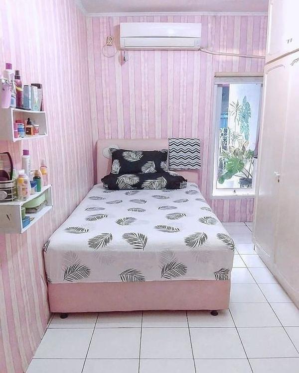 desain-kost-moderen-dengan-wallpaper-dinding