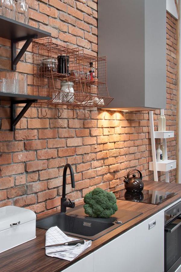dinding-dapur-bata-dengan-pencahayaan-moderen