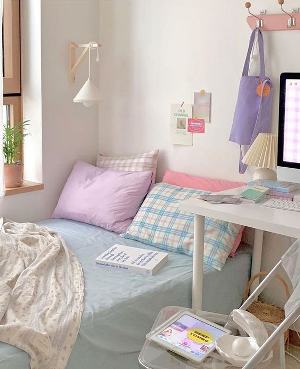 gaya-kamar-tidur-korea-bernuansa-pastel