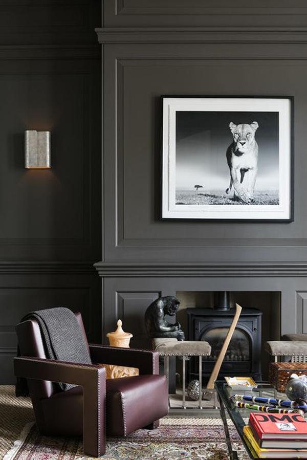 interior-hitam-bergaya-kontemporer
