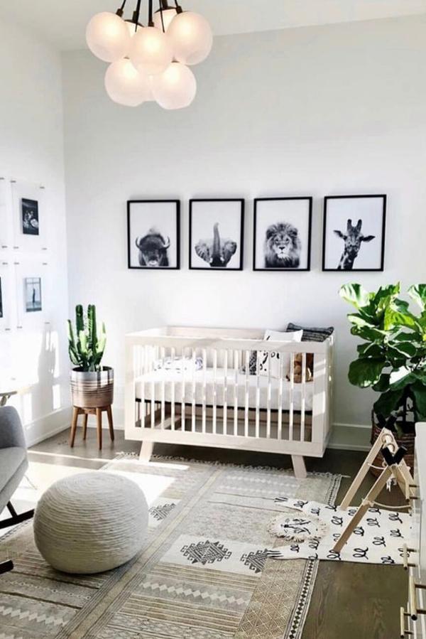 kamar-bayi-minimalis-dengan-tanaman-hias