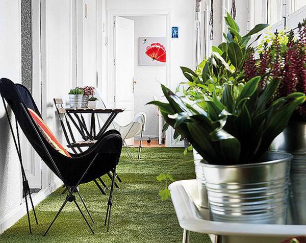 dekorasi-rumput-untuk-ruangan