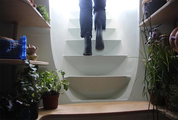 desain-tangga-lemari-es-bawah-tanah