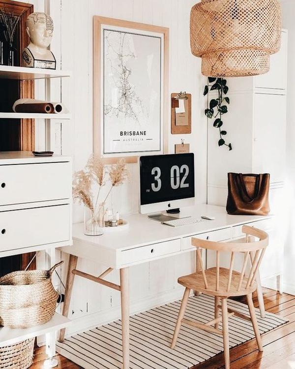 desain-meja-kerja-bertema-bohemian