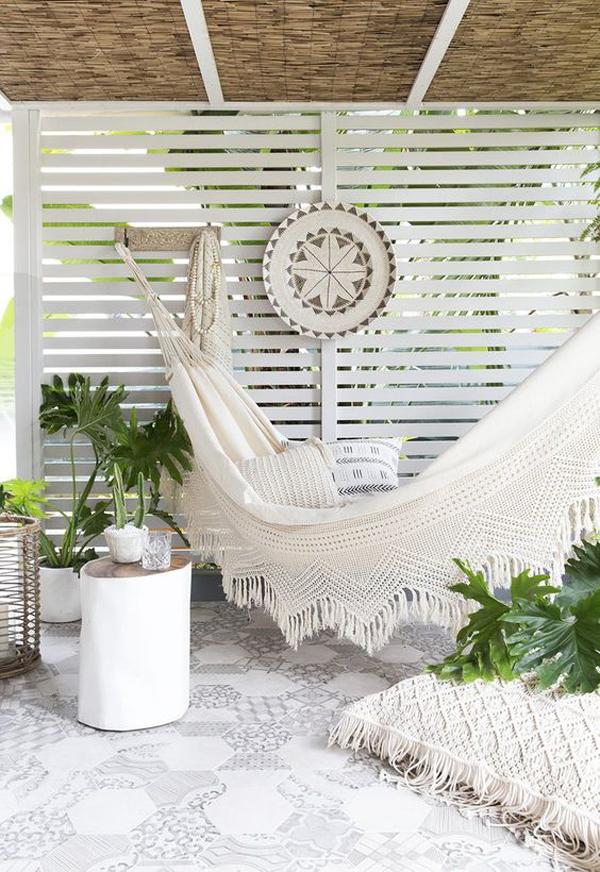 desain-tempat-tidur-gantung-bergaya-maroko