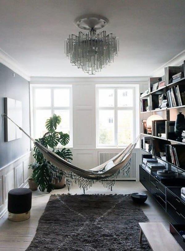 ide-ruang-baca-dengan-tempat-tidur-gantung