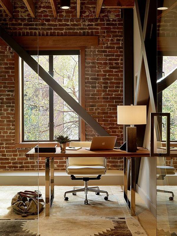 ide-rumah-kantor-dengan-latar-belakang-dinding-bata
