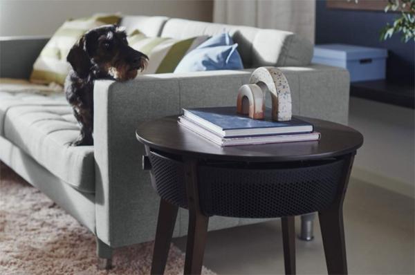 IKEA-STARKVIND-hitam-warna-hitam