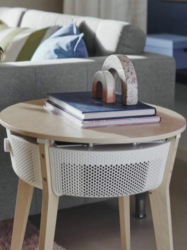 IKEA-STARKVIND-meja-samping