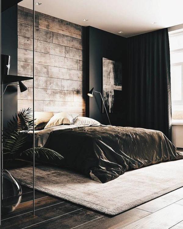 desain-dinding-kayu-kamar-tidur