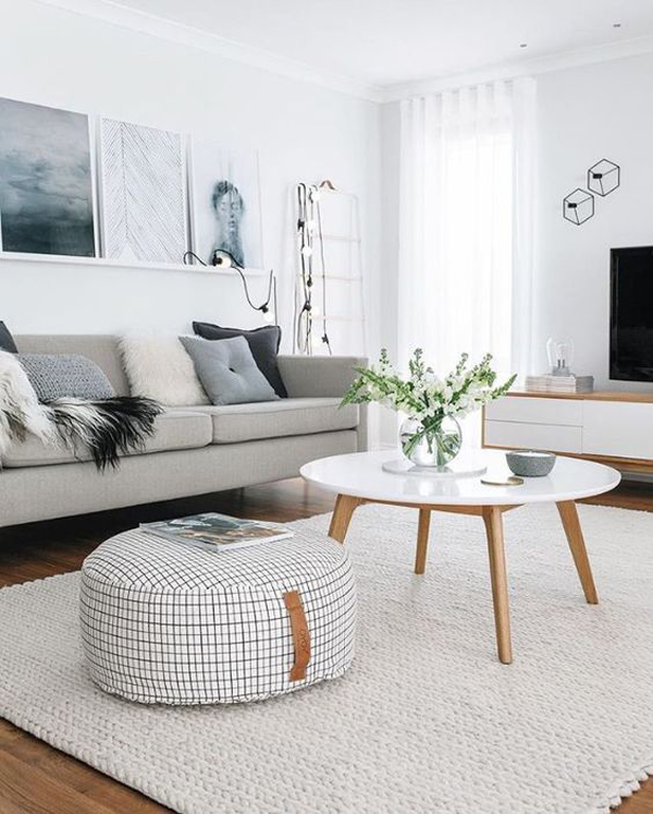 ide-karpet-ruang-keluarga-bergaya-bohemian