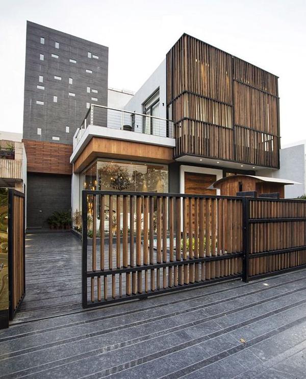 ide-pagar-kayu-modern