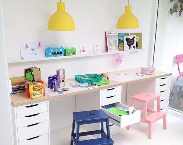desain-meja-belajar-anak-dengan-warna-pastel