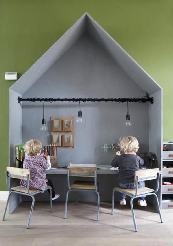 desain-meja-bersama-berbentuk-rumah