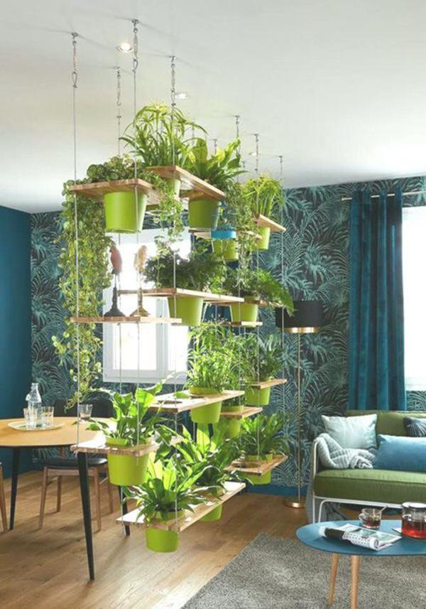 desain-ruang-tamu-alami-dengan-tanaman-gantung-pembagi-ruangan
